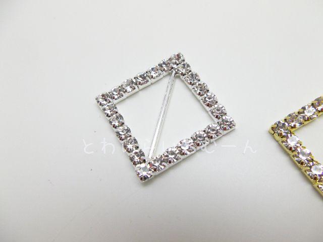 画像3: リボンバックル・ダイアモンド