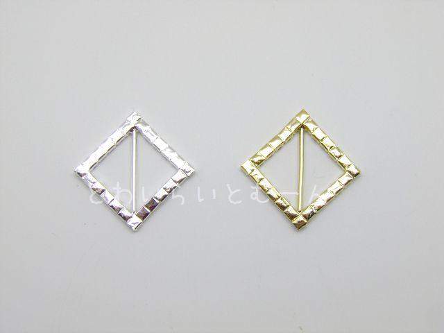 画像4: リボンバックル・ダイアモンド